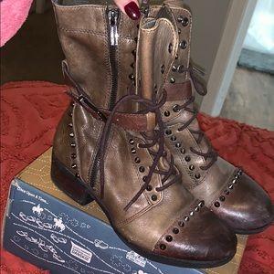 Gianni Bini Combat Boots